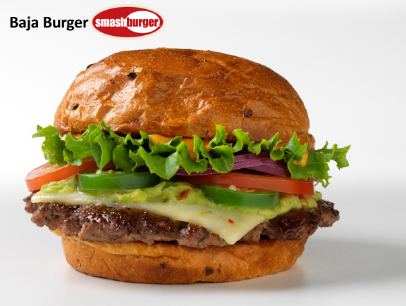 Burger chain is smashing success
