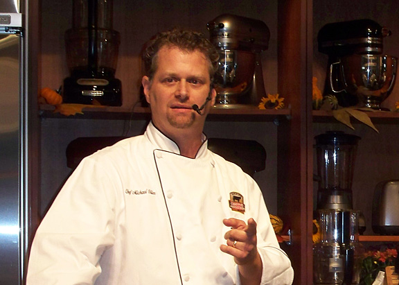 Meet Chef Michael