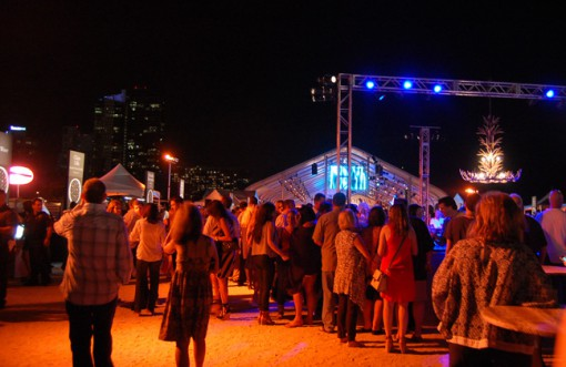 South Beach Wine & Food Festival The Q