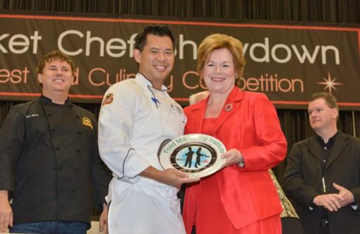 Chef Keoni Chang