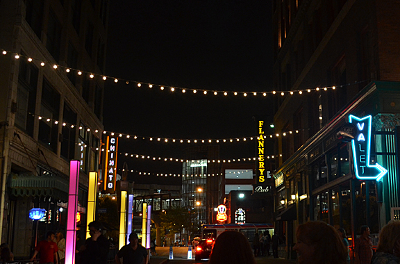 Cleveland Dining East 4th Street