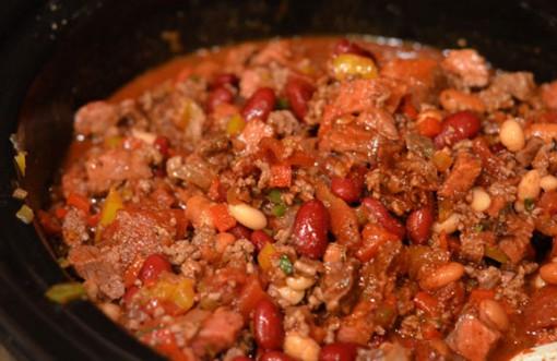 Chili recipe from Livestock Post