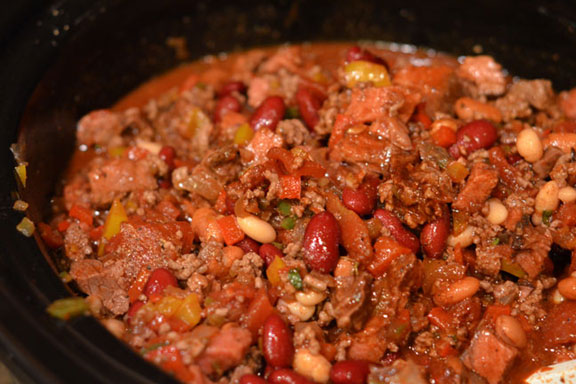 Chili recipe from Livestock Post