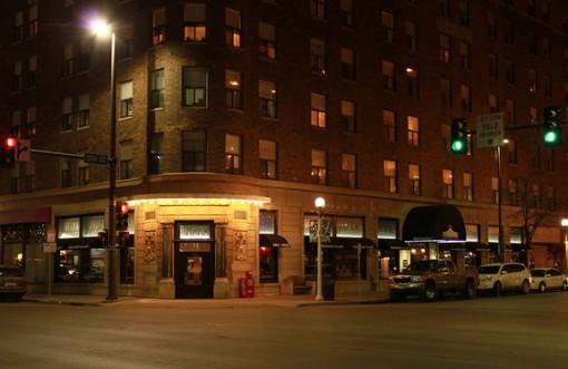 Historic Patterson Hotel - Bismarck, N.D.
