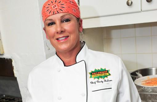 Chef Cindy Hutson