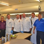 Chefs at #CABAC2013 banquet