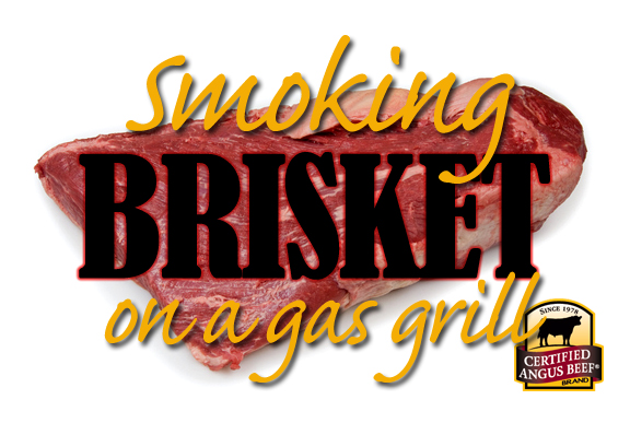 How to smoke brisket on a gas grill