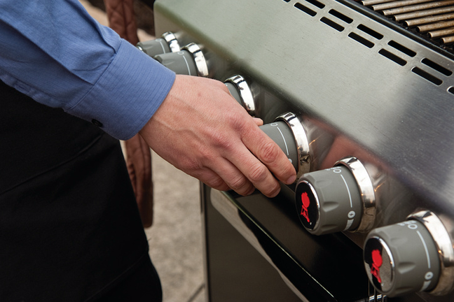 Grill care and maintenance