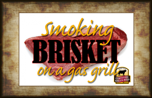 How to Smoke a Brisket in a Gas Grill