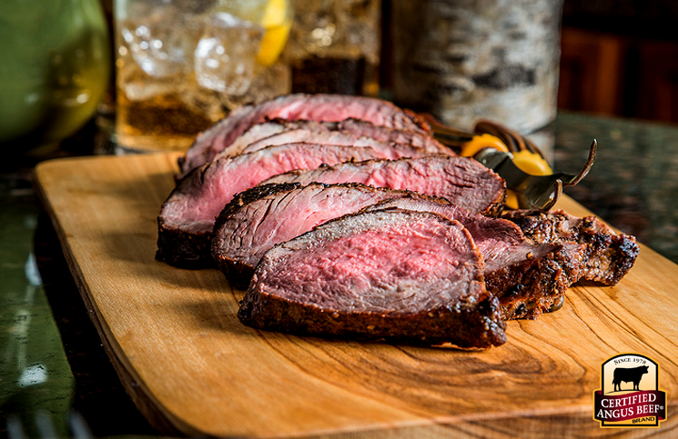 Beef 101: Grilling A Roast