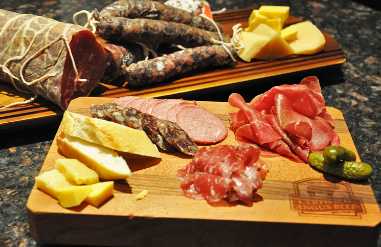 Simple Charcuterie for An Amazing Party