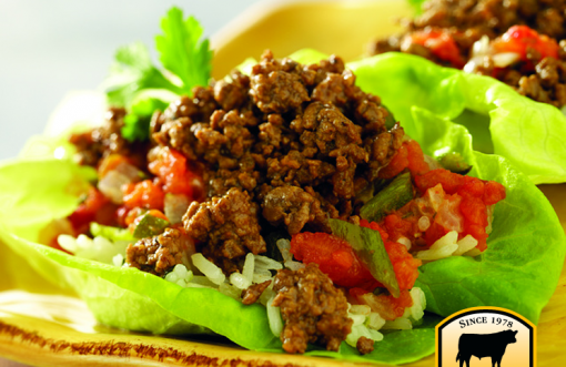 Latin Lettuce Wraps