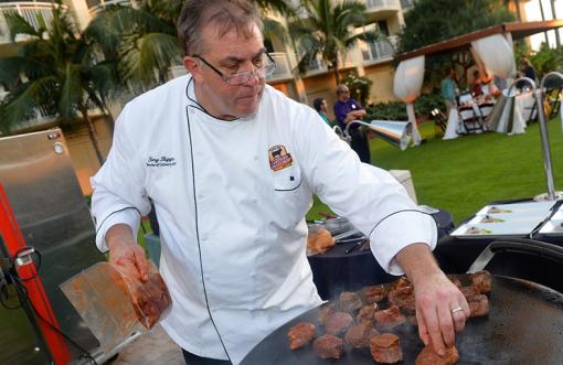 Chef Tony Biggs
