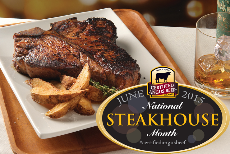 Steakhouse Month