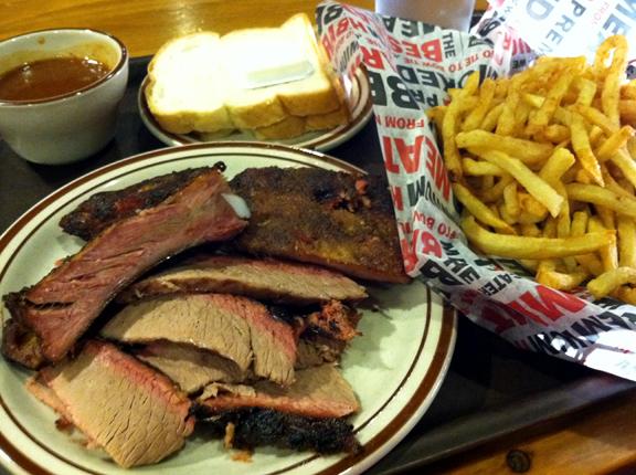 Demeris BBQ in Texas