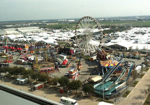 Houston Livestock Show & Rodea BBQ