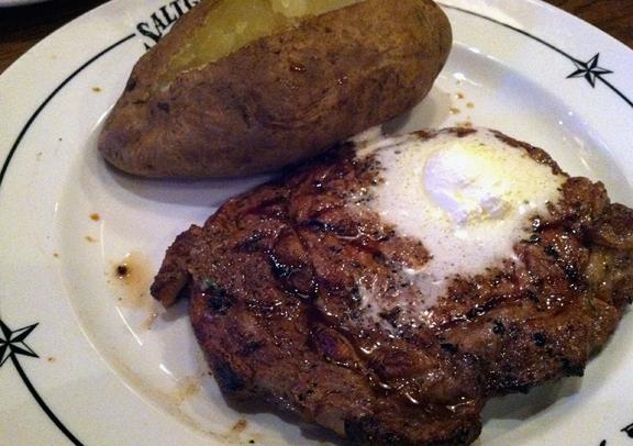 Salgrass Steakhouse Ribeye