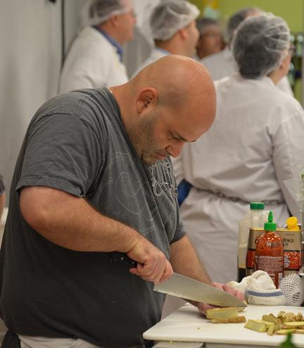 Chef Howard Kleinberg
