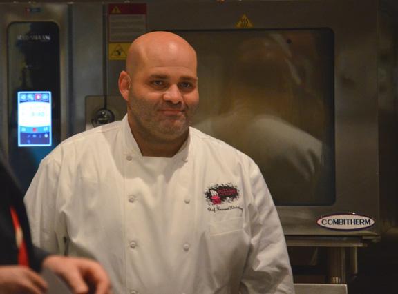 Spotlight on Chef Howard Kleinberg