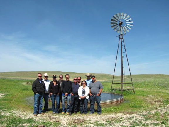 Group by windmill