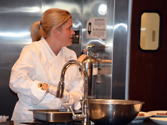 Chef Michelle Brown