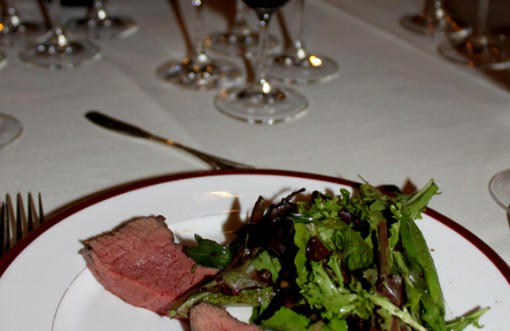 Beef and wine in Washington State
