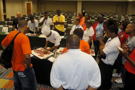 Taste fo the Caribbean 2012