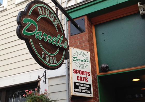 Darrell's in Dartmouth, Novia Scotia, Canada