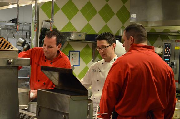 Chef Mark Morgan