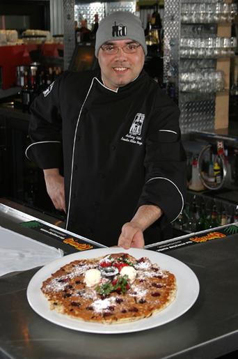 Chef Anthony Vidal