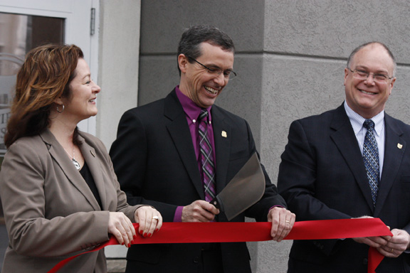 Education and Culinary Center opening
