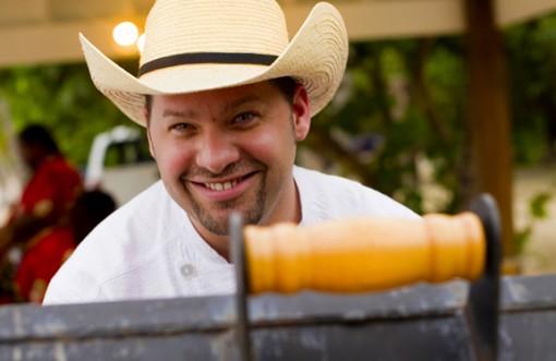 Chef Scott Popovic