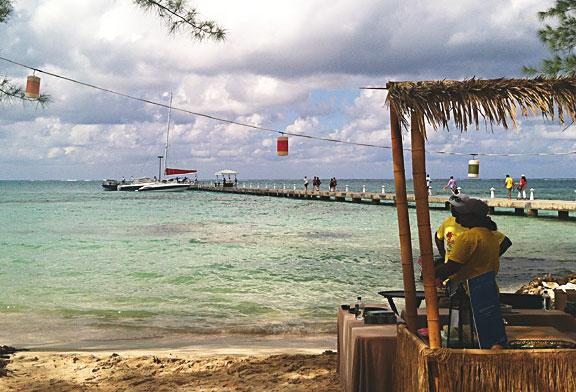 Cayman Cookout Barefoot BBQ