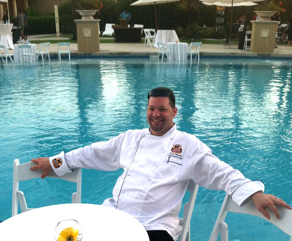 Chef Scott Popovic - Certified Angus Beef brand corporate chef