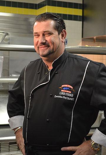 Chef Livio Ferigo