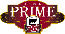 Certified Angus Beef brand Prime