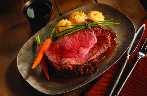 Certified Angus Beef brand Prime Rib