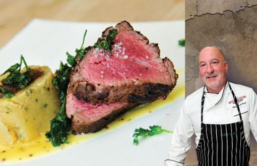 Chef Mark Stark