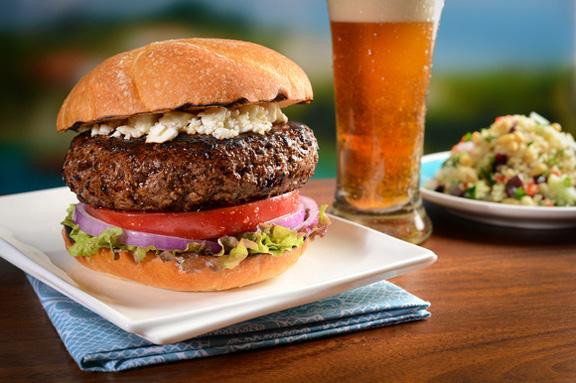 Big Greek Burger
