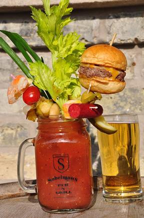 Sobelman's Pub Burger