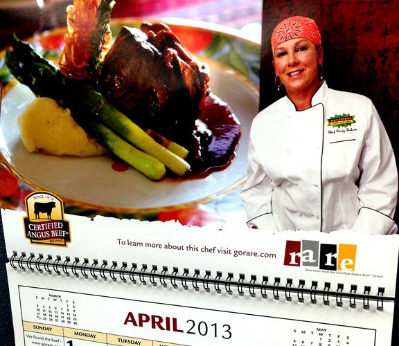 Cindy Hutson calendar