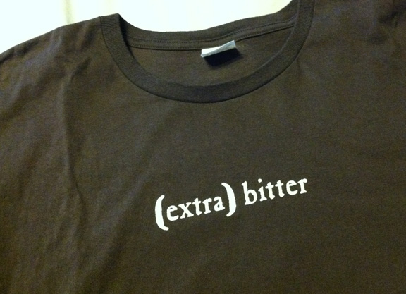 Extra Bitter T-shirt