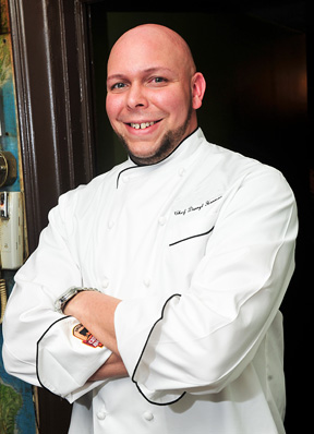 Chef Darryl Harmon