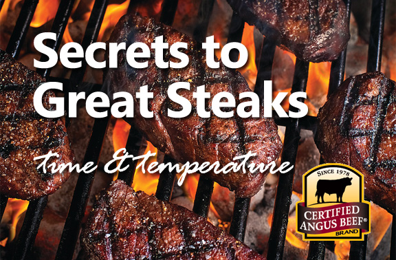 Secrets to Great Steaks