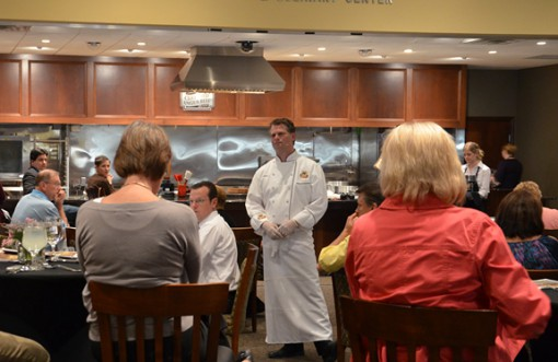 Chef Michael Ollier, Certified Angus Beef