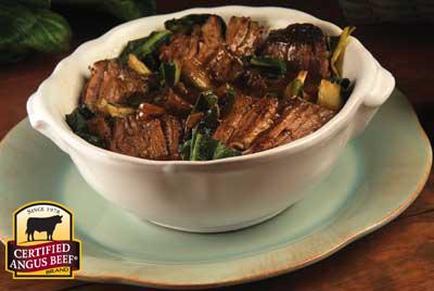 Asian Slow Cooker Pot Roast