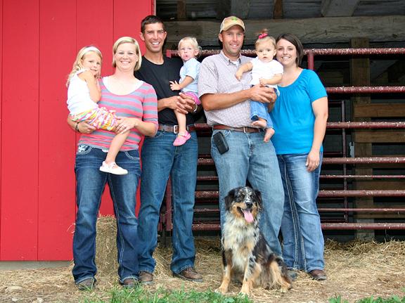 Atterholt family
