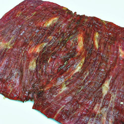 Butterflied flank steak