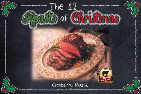 Cranberry Beef Roast