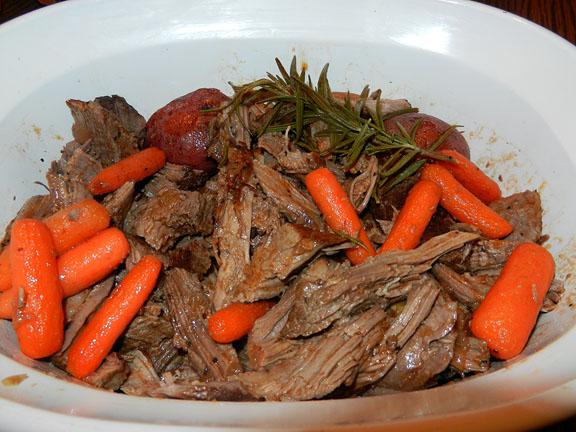 Easy Beef Pot Roast - Go Rare